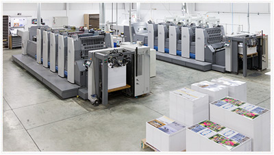Conventional Printing Presses